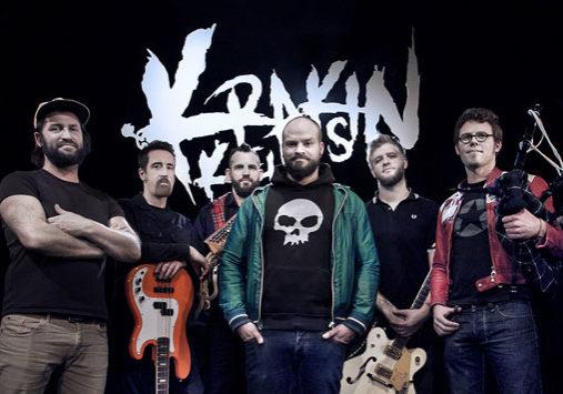 KrakinKellys_band