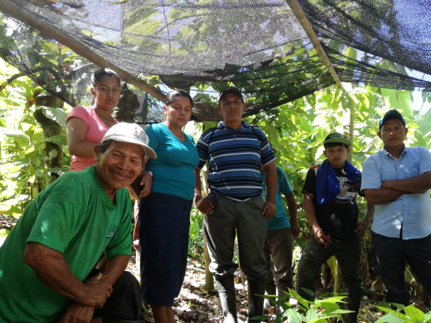 We Stand With Bocas del Toro Cacao Producers