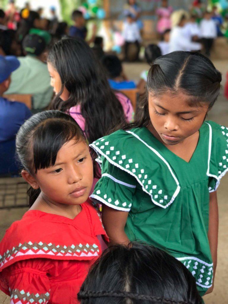 Ngabe Indigenous Girls